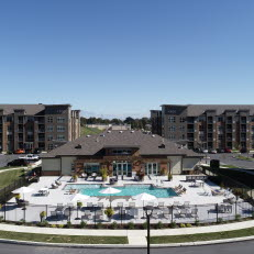 Apartments at Crossings at Conestoga Creek - Exterior
