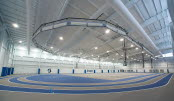 Bowers Center Indoor Track