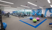 Bowers Center Fitness Area